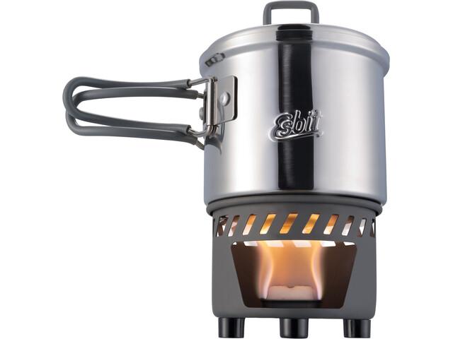 Esbit CS585ST Set de cocina para combustión seca